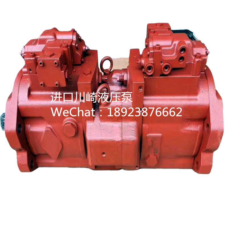進口川崎液壓泵 K5V200用於現代挖掘機R455 1