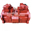 KAWASAKI Hydraulic Pump  K5V200 Use For