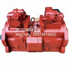 KAWASAKI Hydraulic Pump  K5V200 Use For R455 Excavator