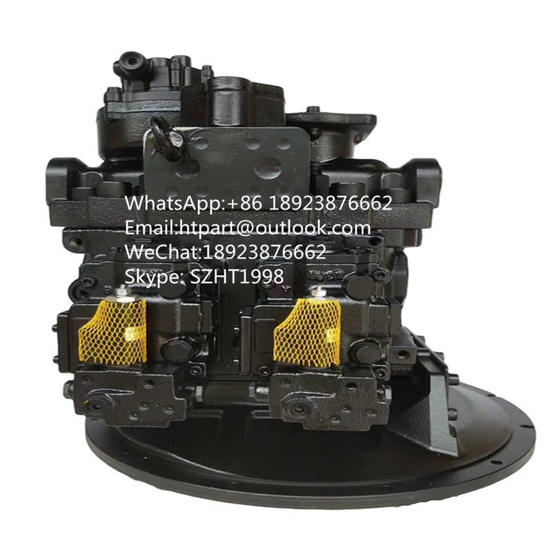 进口川崎液压泵K5V212DTH 神钢SK480 卡特450 1