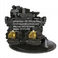 进口川崎液压泵K5V212DTH 神钢SK480 卡特450