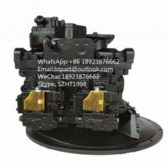 進口川崎液壓泵K5V212DTH 神鋼SK480 卡特450