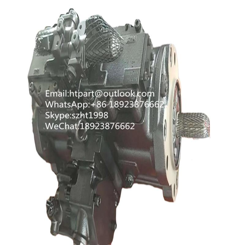日本原裝進口川崎液壓泵K3V63DTP-0E02 用於神鋼135挖掘機 1