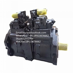 K5V140DTP日本原装进口川崎液压泵用于三一 235挖掘机