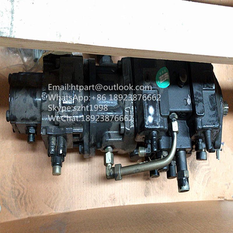力士乐四联泵REXROTH A20VG045DG100M10 用于山河智能挖掘机13吨 1