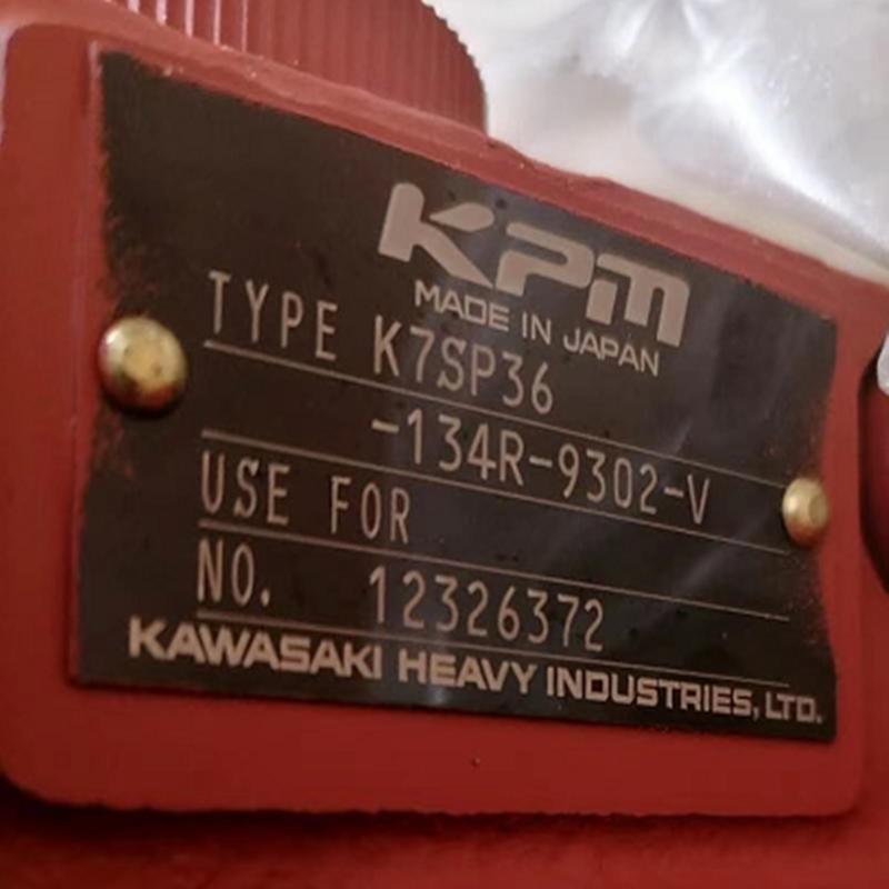 New Original KPM Hydraulic Pump K7SP36-134R-9302-V 1