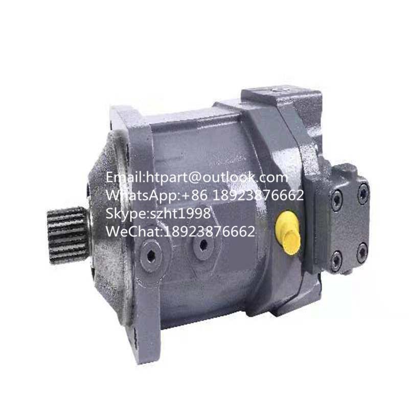 REXROTH Hydraulic Motor A6VM107  A6VM160 1