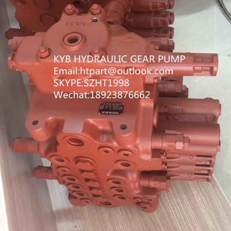 KYB 多路阀C0170-31223 用于1.5吨-26吨挖掘机 1
