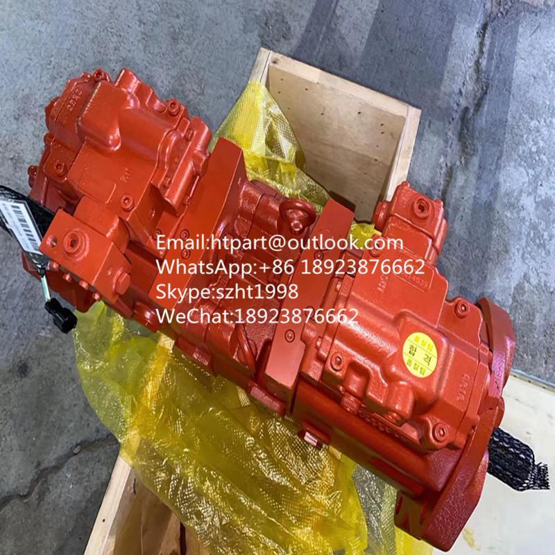 韓國進口沃爾沃460液壓泵川崎液壓泵K5V200 1