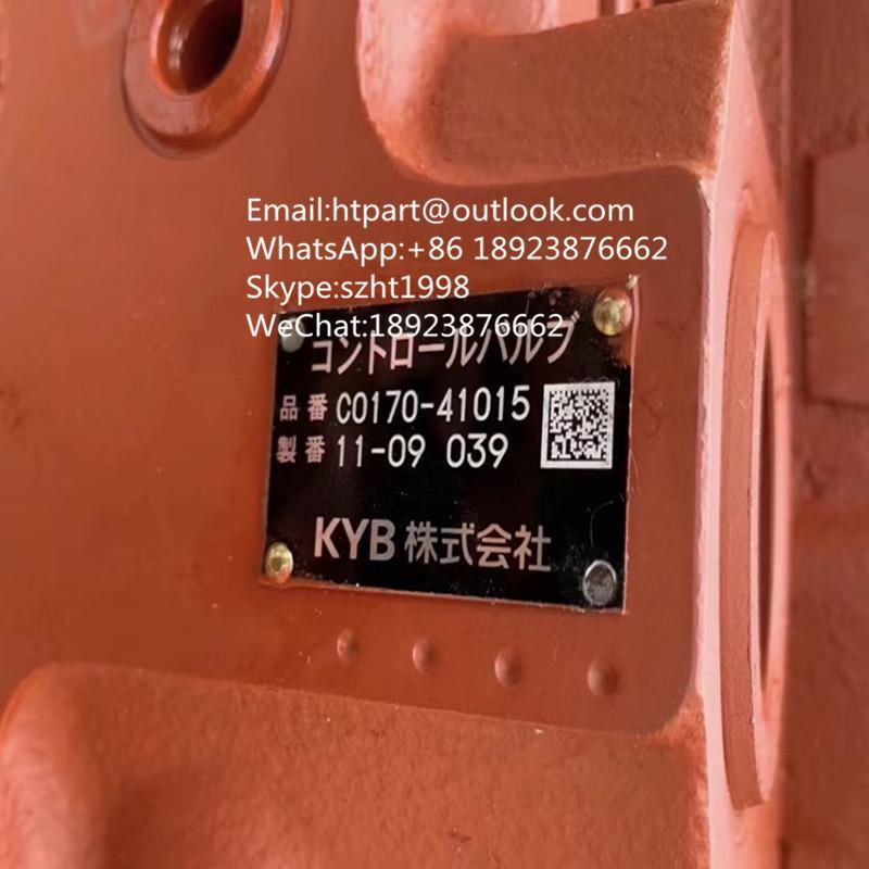 KYB分配閥 C0170-41015分配閥 日立ZAX120分配閥 住友SH120分配閥 1