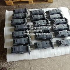沃尔沃EC360EC460风扇泵14561971/14561970双联泵先导泵