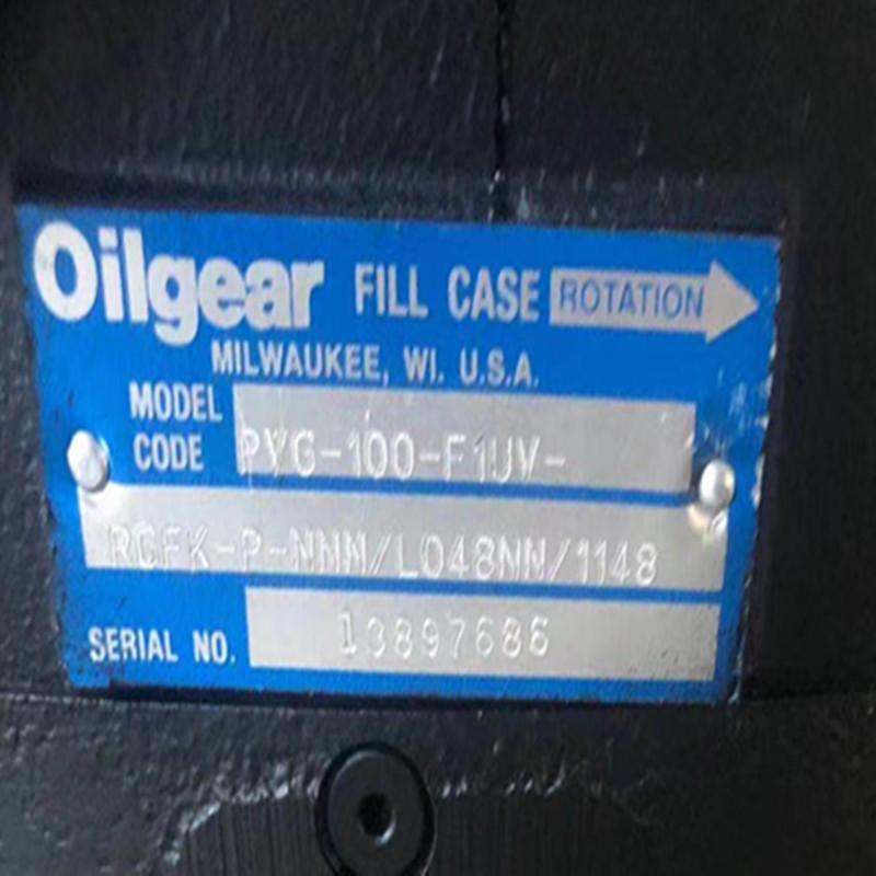 奧蓋爾柱塞泵PVG-100-F1UV-RGFK 1