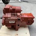 卡特305.5液压泵 不二越PVD-2B-50P