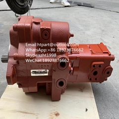 CAT305.5 Hydraulic Pump NACHI Hydraulic Pump  PVD-2B-50P