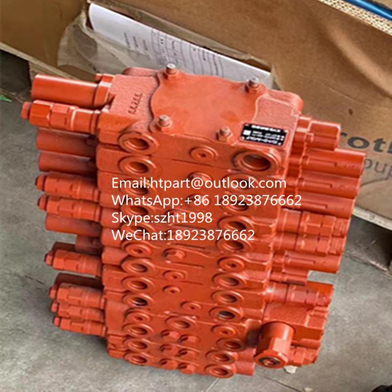 KYB多路閥 C0070-33171 KYB分配閥C0170-41011 山河智能70挖掘機多路閥 1