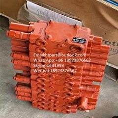 KYB多路閥 C0070-33171 KYB分配閥C0170-41011 山河智能70挖掘機多路閥