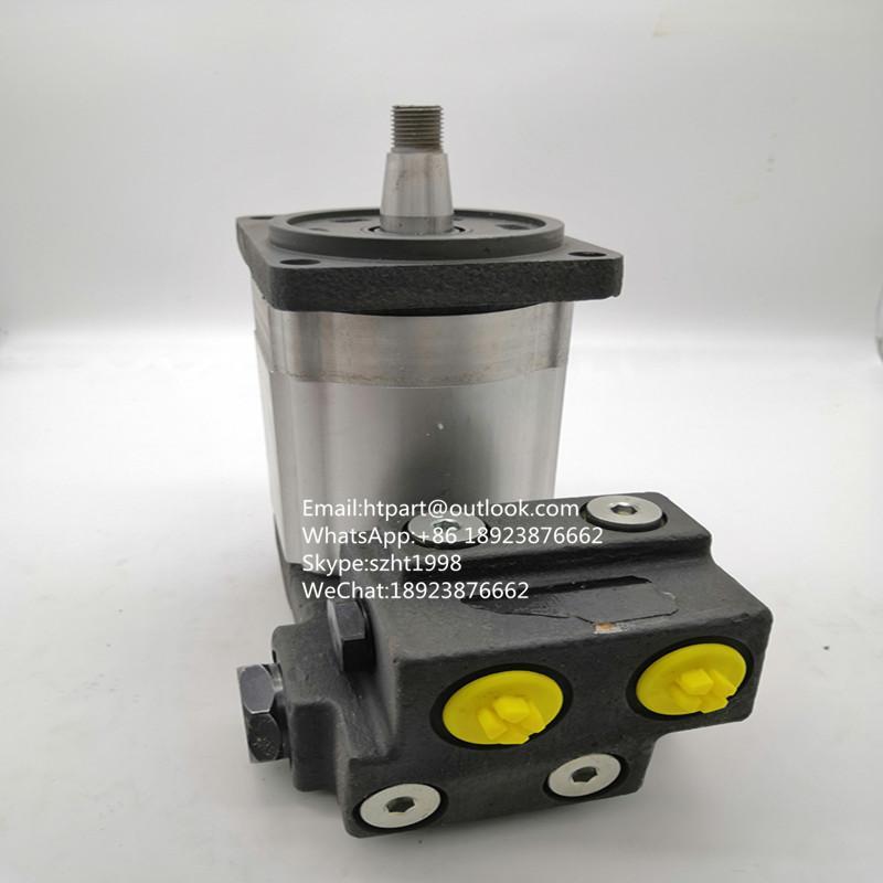 現代335--9/R385-9挖掘機風扇馬達31Q9-30212 現代R385泵 1