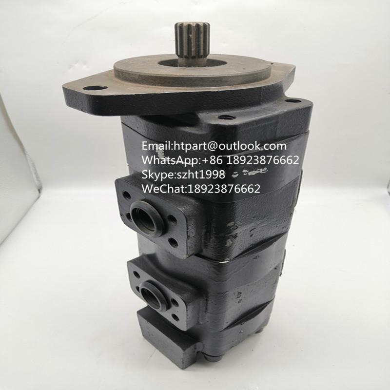 沃尔沃EC700风扇泵 EC700挖掘机三联泵 1