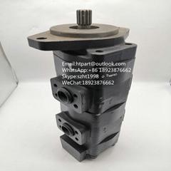 沃尔沃EC700风扇泵 EC700挖掘机三联泵
