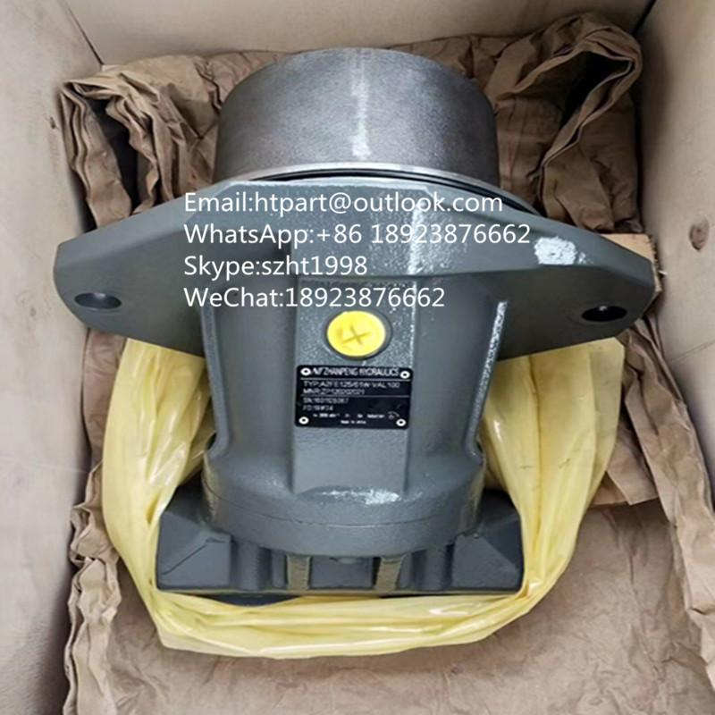 掘進機力士樂馬達A2FE107/61W–VZL100  A2FE125/61W–VZL100 1