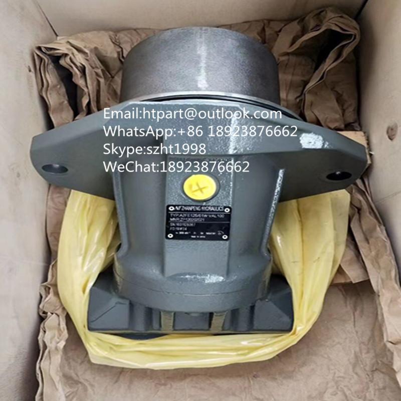 REXROTH Motor A2FE107/61W–VZL100  A2FE125/61W–VZL100 Tunnel boring machine Motor 1