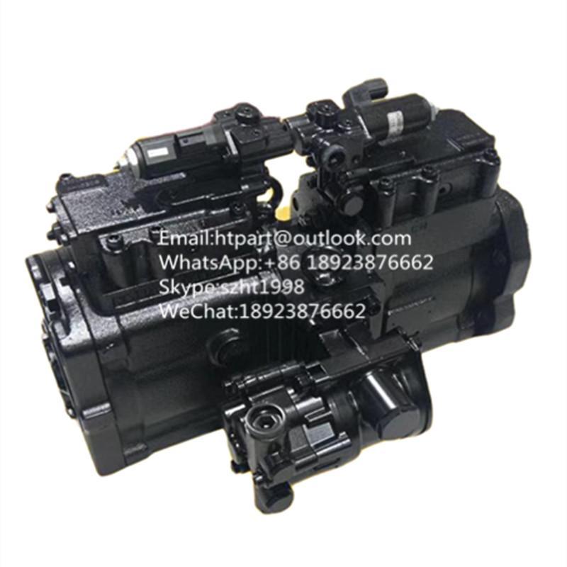 進口川崎K5V80DTP液壓泵 神鋼SK200SR液壓泵 1