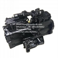 进口川崎K5V80DTP液压泵
