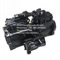 进口川崎K5V80DTP液压泵 神钢SK200SR液压泵