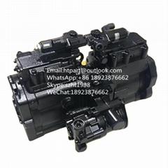 進口川崎K5V80DTP液壓泵 神鋼SK200SR液壓泵