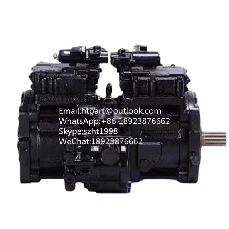 K3V63DTP川崎液壓泵 神鋼SK135SR液壓泵 1