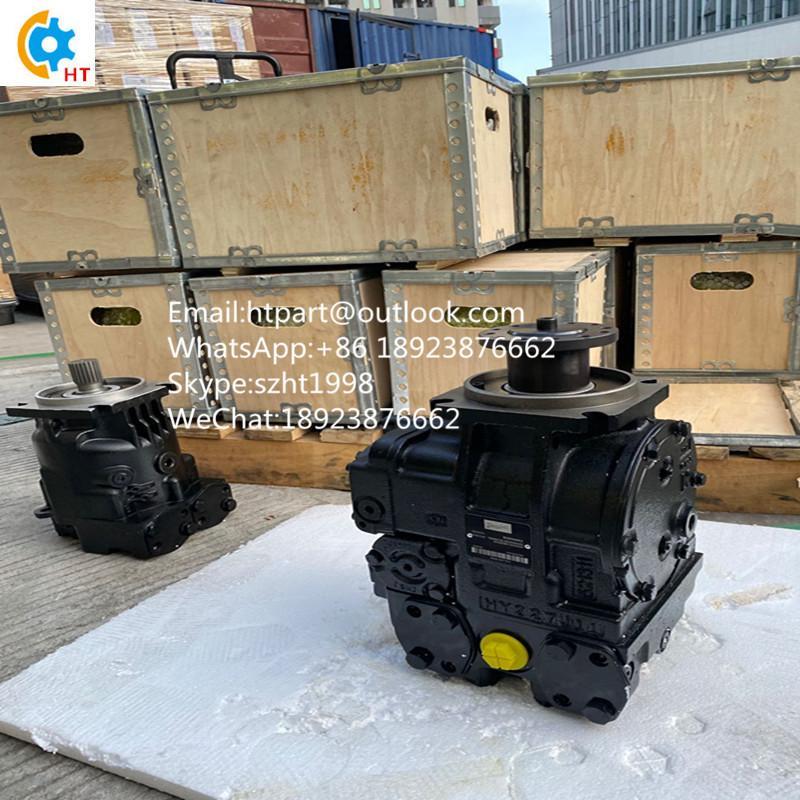 水泥攪拌車馬達 丹佛斯柱塞馬達T90M075NC0NDN0C6W00M1X000F0 泵車柱塞馬達 1