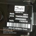 丹佛斯柱塞泵 马达T90M055NC0N8N0C6W00MBX0000F0水泥搅拌车 压路机