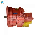 KYB液压泵PSVD2-27E-16 B0600-27018 山河智能SWE70 山重重工JCM906液压泵