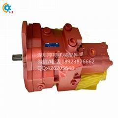 KYB液壓泵柱塞泵PSVD2-27E-16 B0600-27018 山河智能SWE70 山重重工JCM906液壓泵
