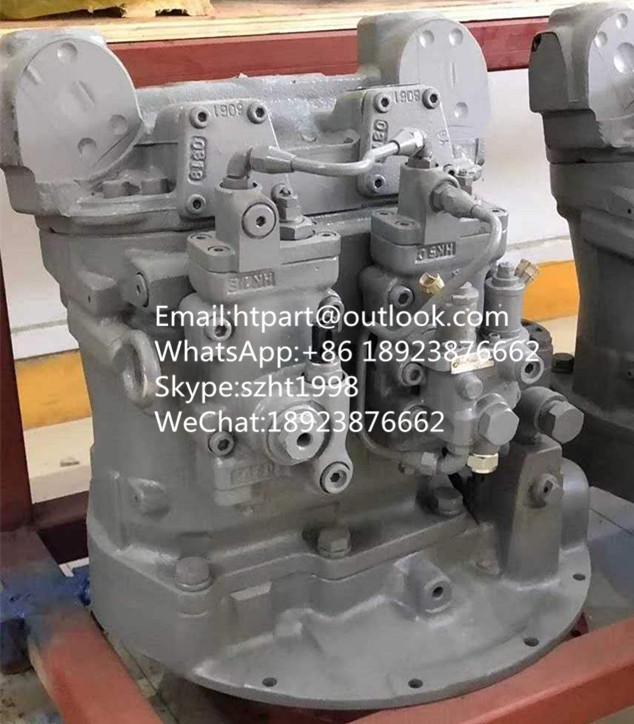 EX255 Hitachi日立挖機液壓泵HPV102FW RH25C 1