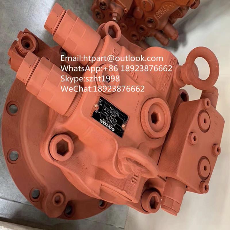 原裝進口沃爾沃EC290迴轉馬達VOE14550095川崎迴轉馬達M2X170CHB-15A-25/270 1