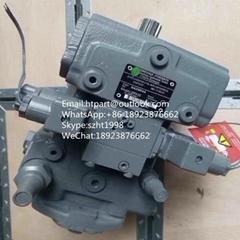 A10VG28HW1/10L-NSC10F013S-S力士樂柱塞泵攤鋪機雙聯串泵