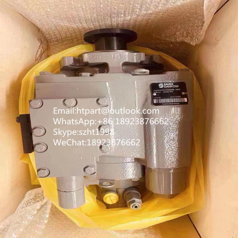 生产批发萨奥丹佛斯液压泵马达FM21,FM22,FM23 PV21,PV22,PV23混凝土搅拌车柱塞泵 1