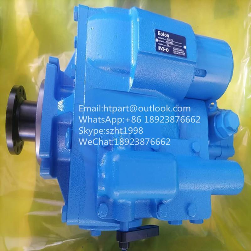 伊顿5423 6423-279柱塞泵三一SANY混凝土搅拌车液压泵 1