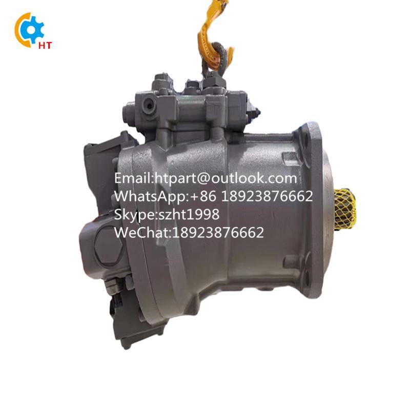 进口川崎液压泵HPV145 日立挖机ZX330-3液压泵 1