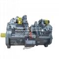日本原装进口川崎液压泵K5160DTH-9T06 三一SY335液压泵