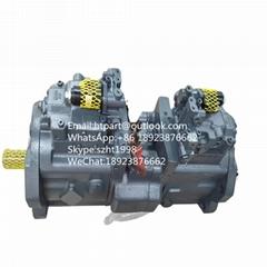 日本進口川崎液壓泵K5160DTH-9T06 三一SY335液壓泵