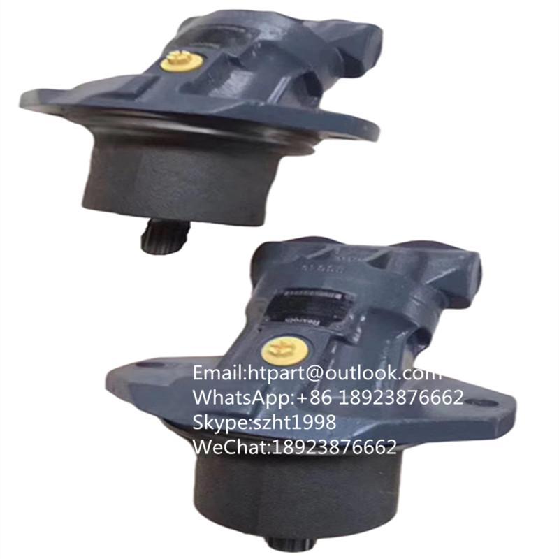 A2FE45/61W-VZL100原裝力士樂液壓馬達 2