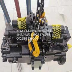 原装进口川崎液压泵神钢SK140-8三一SY135专用款K7V63DTP179R