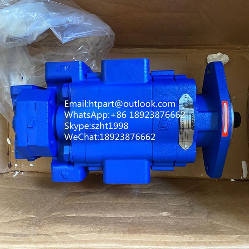PERMCO泊姆克三聯泵1123143691吊車液壓泵鑽機泵 1
