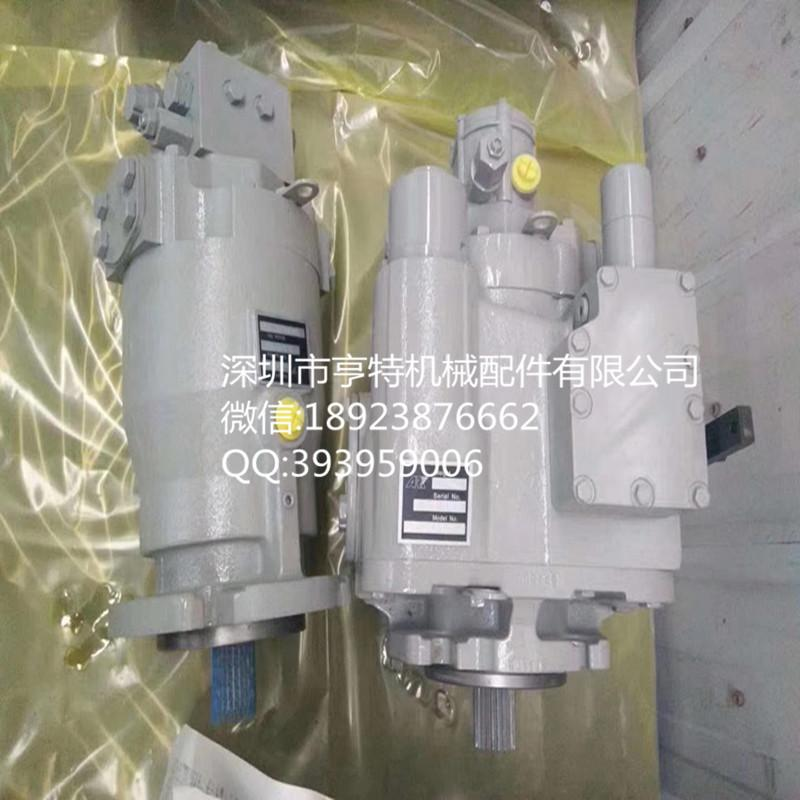 SAUER PV089 PV23 Hydraulic Motor Pump Concrete Mixer Truck 3