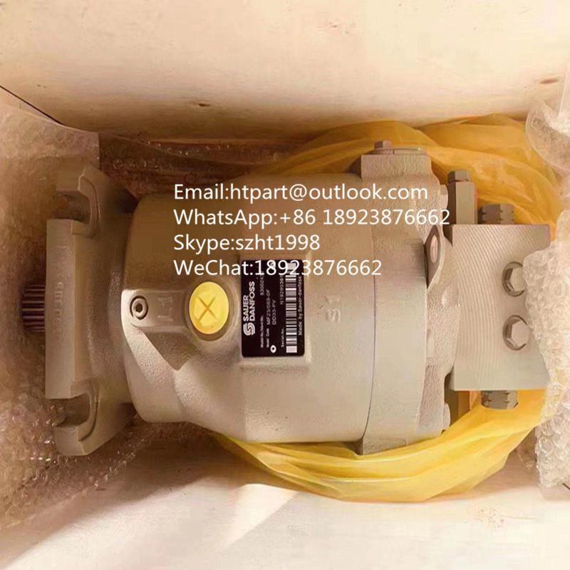 萨奥丹佛斯SAUER PV23 PV089柱塞泵柱塞马达混凝土搅拌车 6