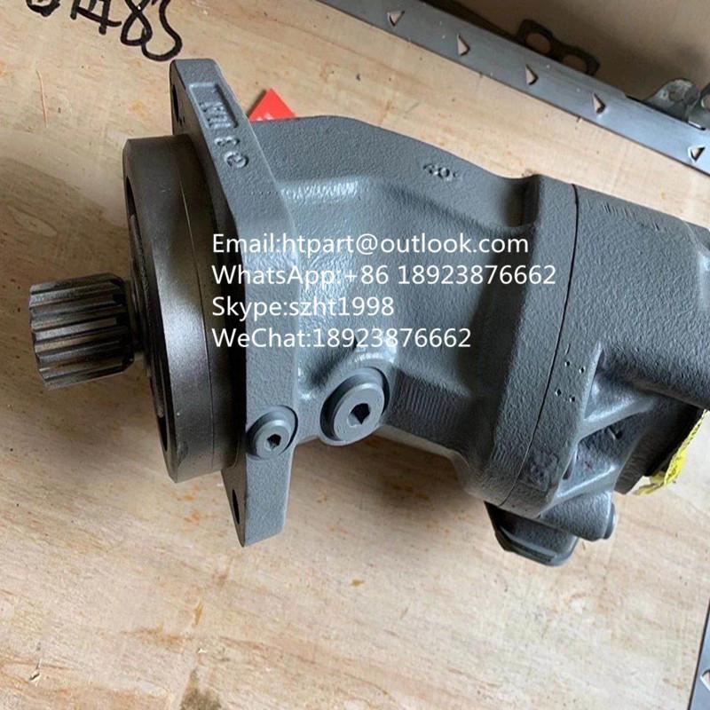力士乐液压泵A2FO23L力士乐柱塞泵 1