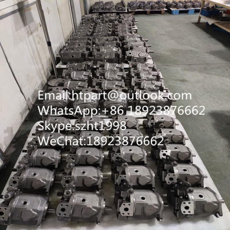 力士乐液压泵A2FO23L力士乐柱塞泵 3