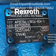 AP2D36LV3RS6-854-1力士乐液压泵用于洋马挖掘机